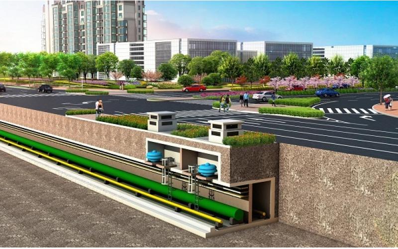 光普森科無線AP城市綜合管廊應用方案