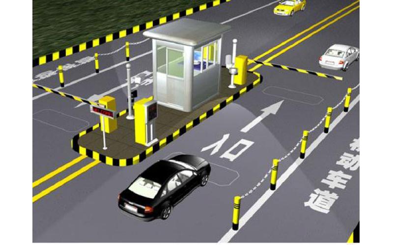 智慧停車無線應用方案